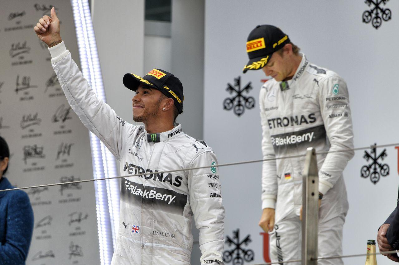 Idővel változhat a Mercedes taktikája - egy biztos, Hamilton nem kéri a kiemelt státuszt