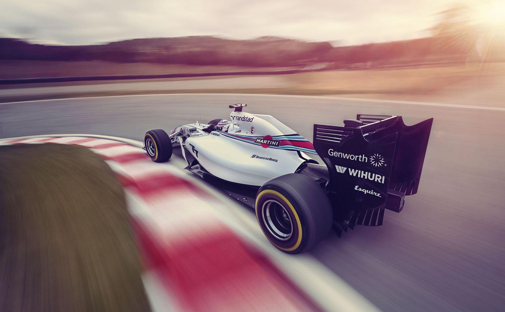 Massa és Bottas is sokat remél az FW36-tól, egyben a csapat új szponzorától