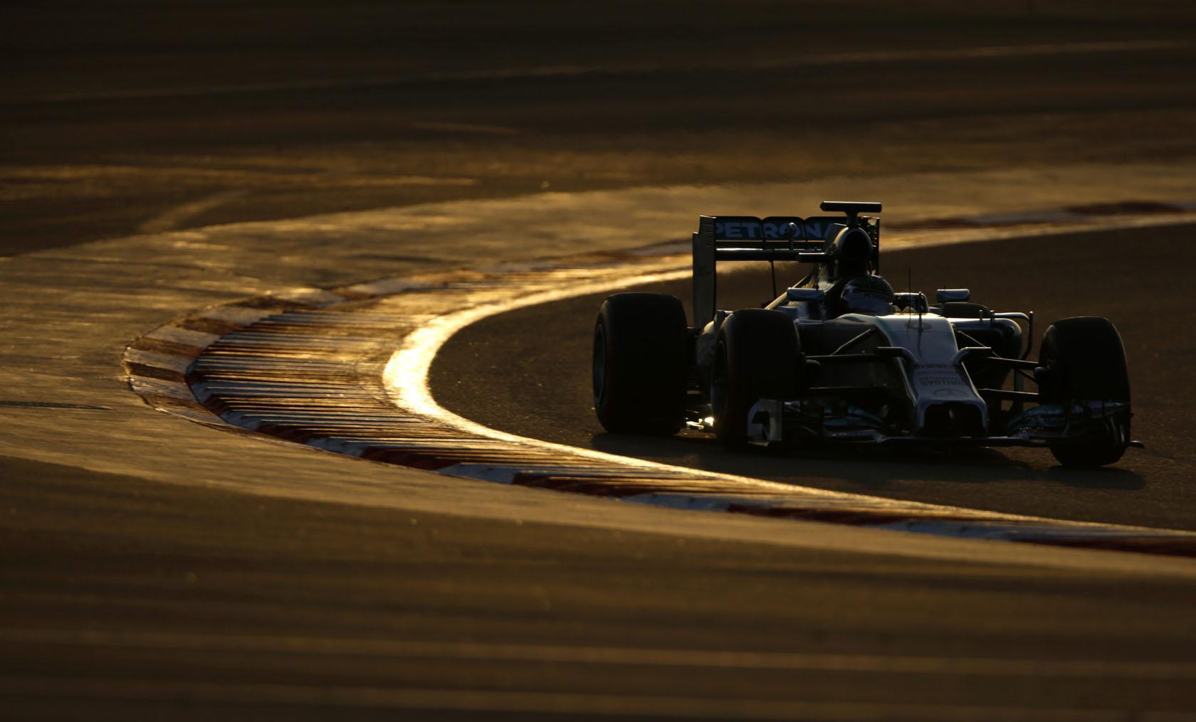 A Mercedes a 3-4. helyen áll a büdzsét illetően, de a pályán az élen akarnak lenni