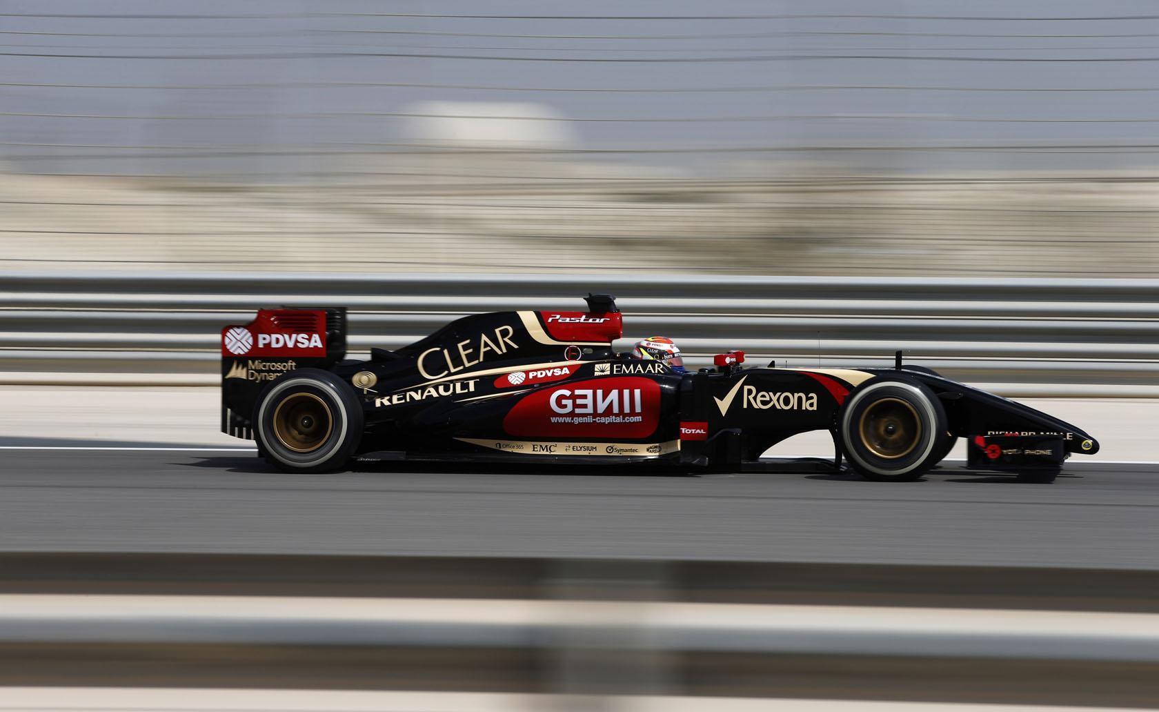 A Renault Sport visszafogott elvárásai: 3-5 futam után az élen, addig top 10 második fele