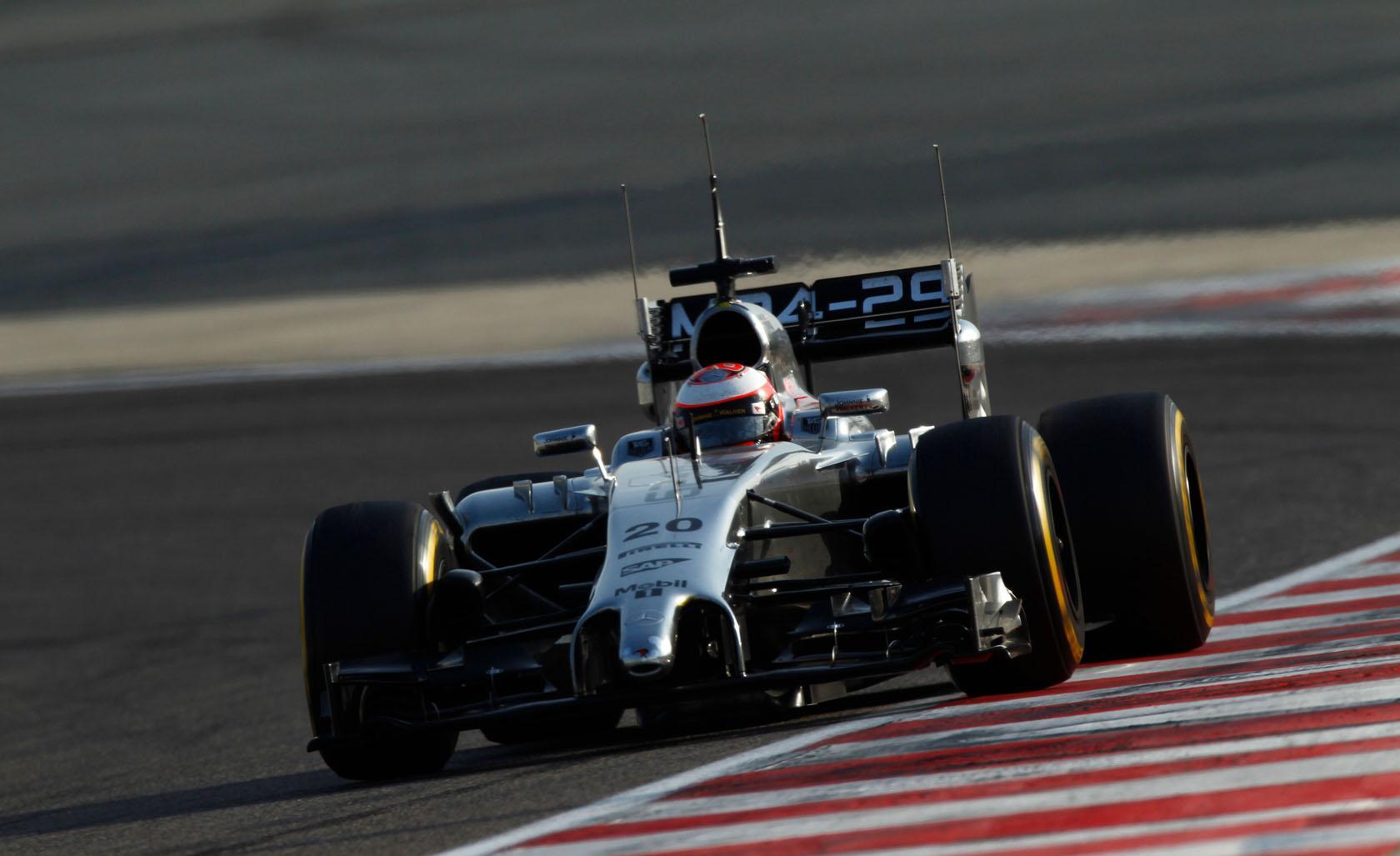 Sok potenciállal bír az MP4-29: bizakodóak a McLaren versenyzői