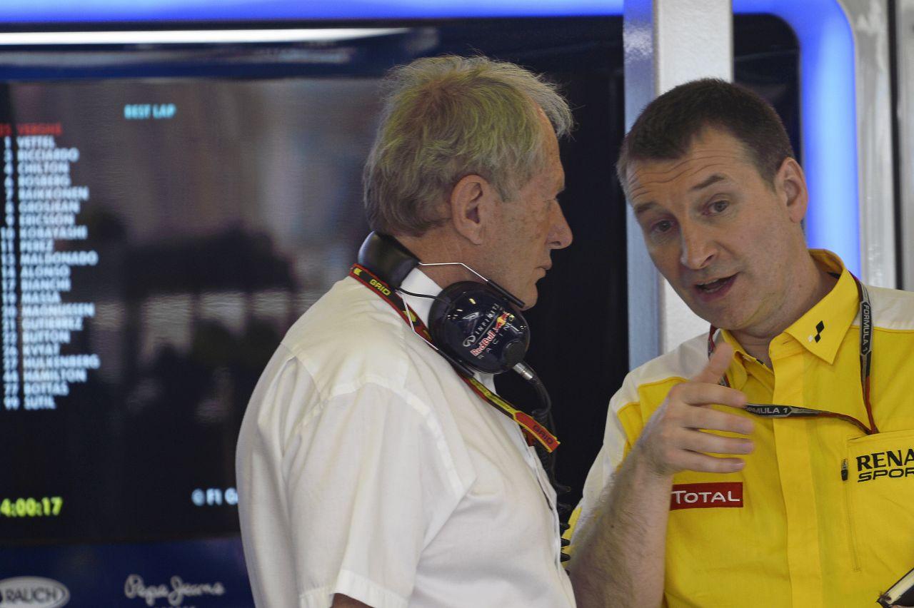Marko: a Mercedes legalább másfél másodperccel gyorsabb a Red Bullnál