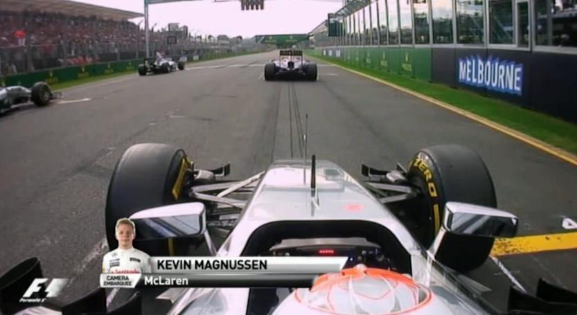 F1 2014: 30 perces onboard az Ausztrál Nagydíjról