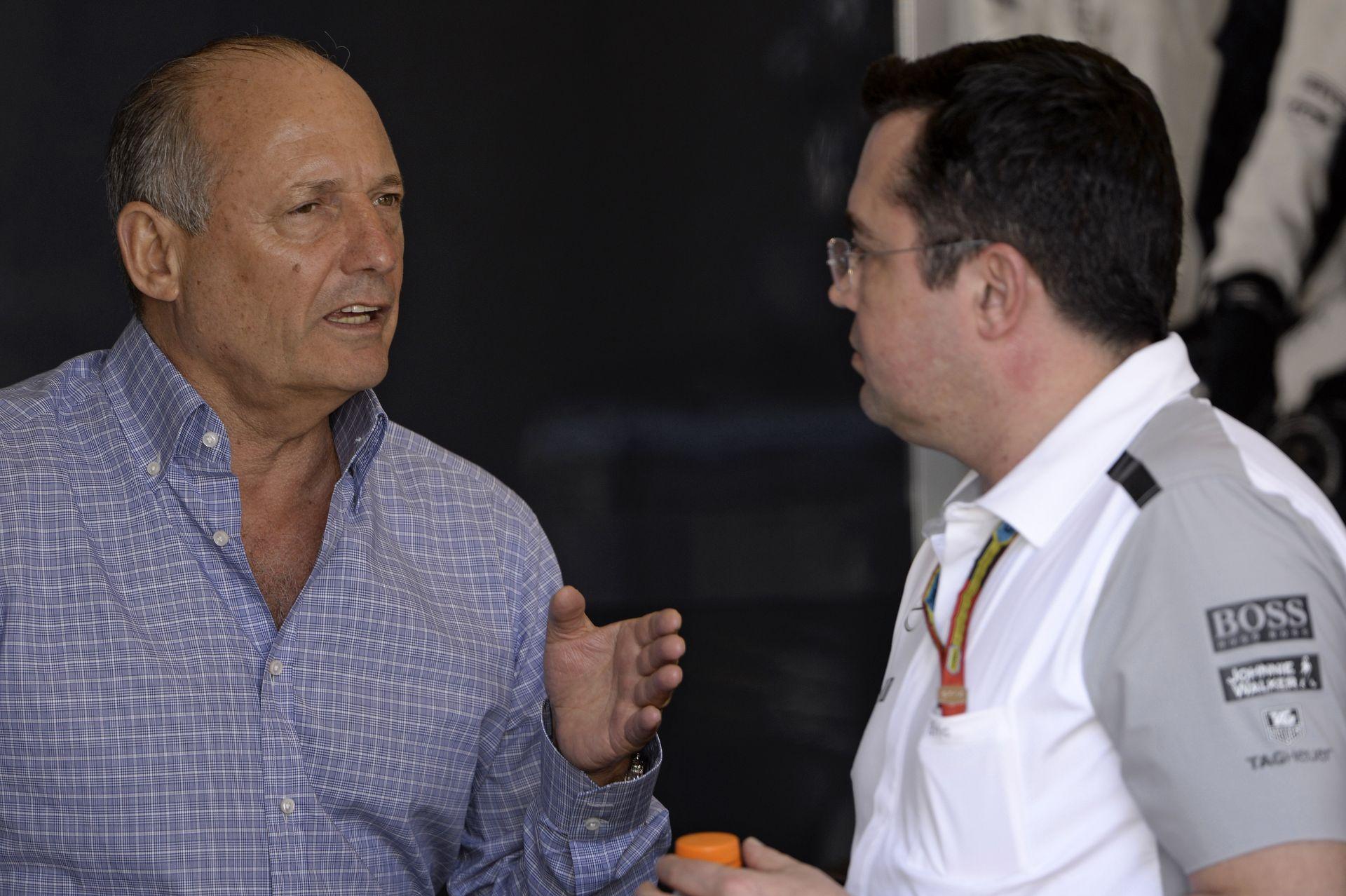 Újra van tartása a McLarennek: Ron Dennis és a fegyelem