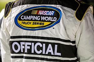 NASCAR Truck Noticias de última hora Problemas en un vuelo retrasa a oficiales de NASCAR