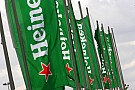 Heineken підтвердив багаторічний спонсорський контракт з Ф1