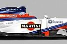 Így nézhet ki a Williams új festése: Martini