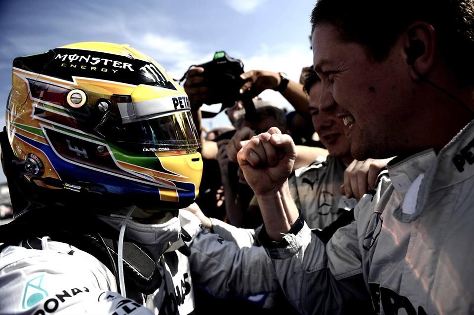 Hamilton: Nagyon remélem, hogy jövőre verhető lesz a Red Bull…
