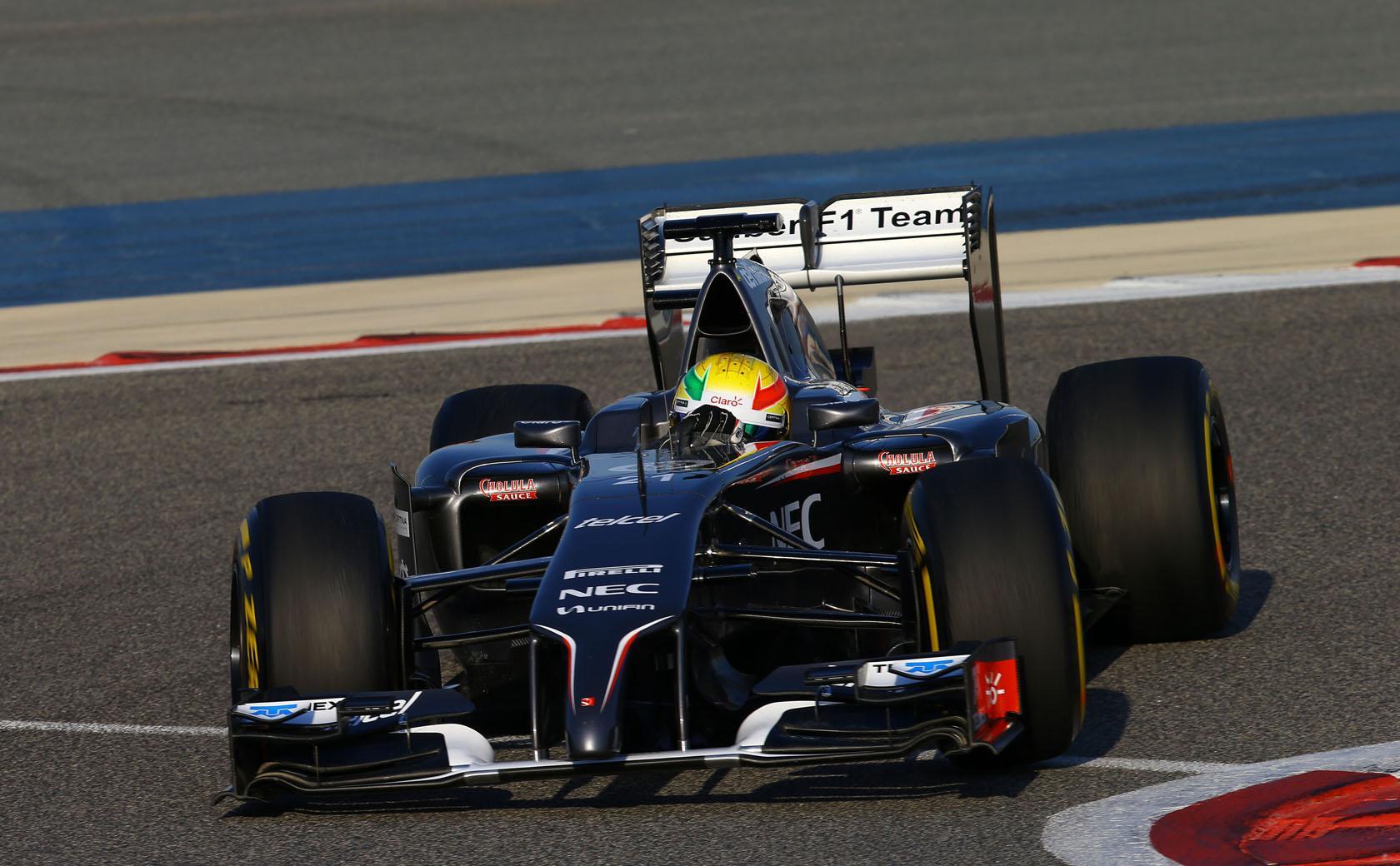 Videó a negyedik bahreini F1-es tesztnapról: Hangok és felvételek