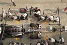 """Röviden: a Sauber szerelője kisebb sérüléssel megúszta a mai """"áthajtást"""""""