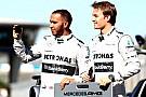 Január 28-án debütál Hamilton és Rosberg új autója