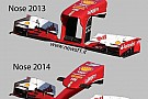 Ettől kidobod a taccsot: újabb elképzelés 2014-es F1-es orrkúpra (kép)