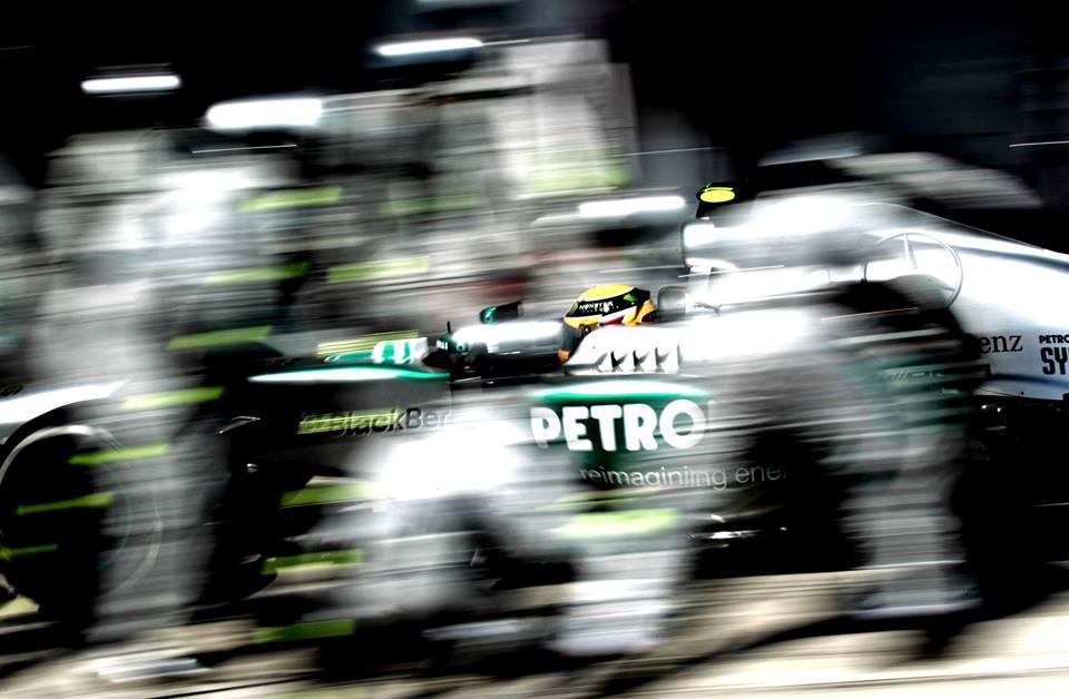 Röviden: Készen áll a tesztelésre a 2014-es F1-es Mercedes