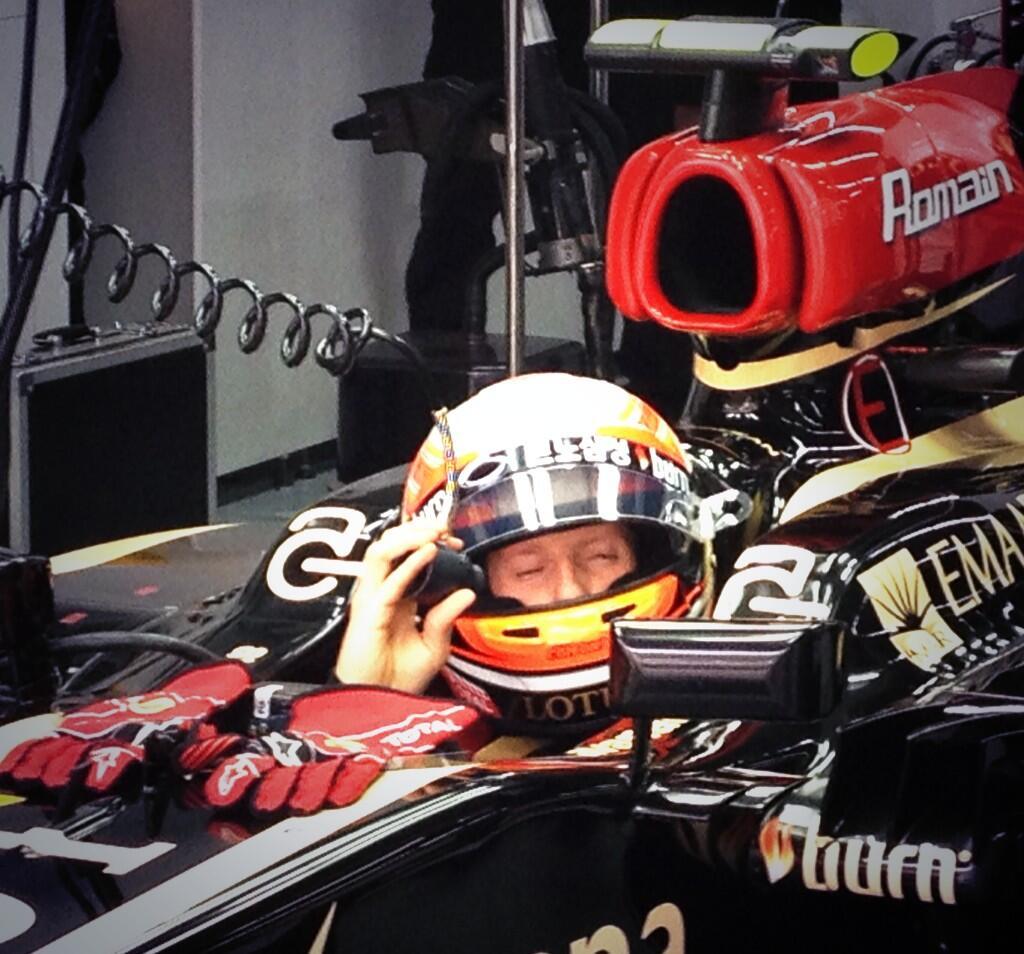 Lotus: Grosjean az egyik legjobb és hamarosan bejelentünk valamit