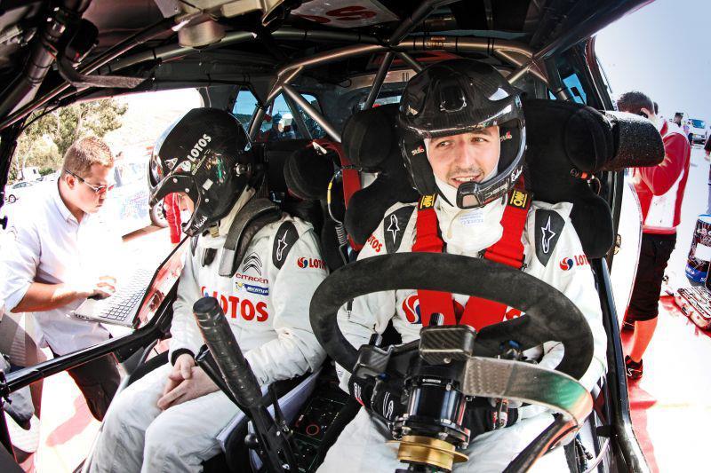Kubica: Rengeteget tesztelek a Mercedes szimulátorával, és nem adom fel