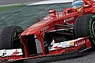 Alonso: A Red Bull, a Lotus és a Mercedes is sokkal jobb, mint a Ferrari
