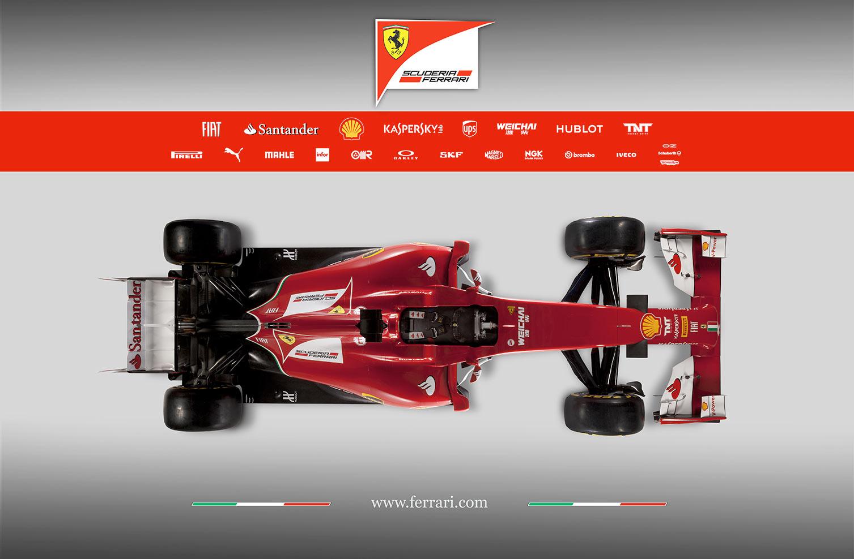 Ferrari F14T: a minőségi alkatrészek és a megbízhatóság a két legfontosabb tényező