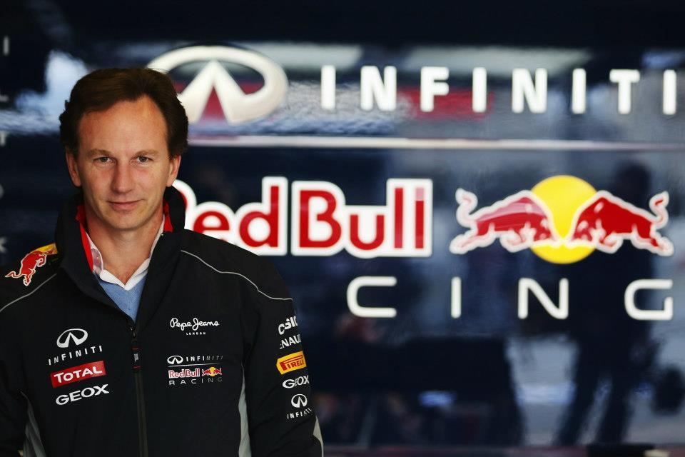 Horner: A Ferrari a jó, a Mercedes a gonosz a tesztügyben