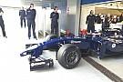 A Williams is megmutatta magát Jerezben: Képen az FW36