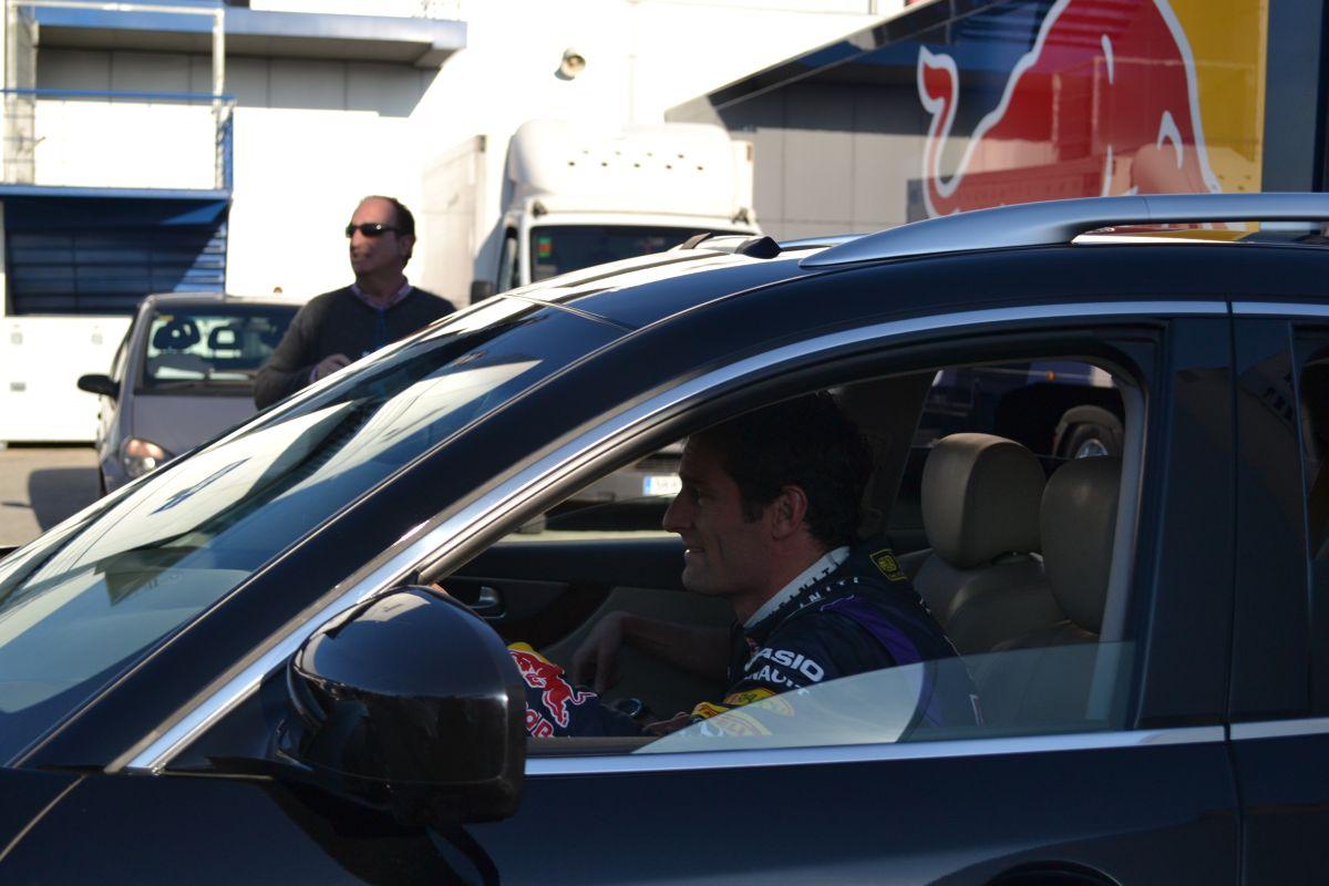 A Red Bull Racing köszöni Webbernek: utódjáról a későbbiekben döntenek