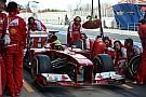 Ferrari: Eddig 10-ből 6 pont a teljesítményünk