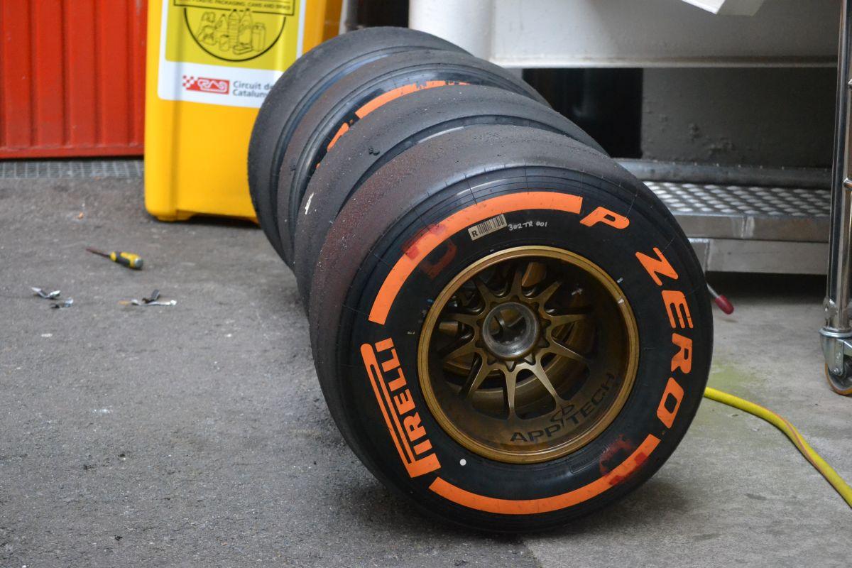 A Pirelli szerint is bizarr a helyzet, szóval változtatnak a dolgokon