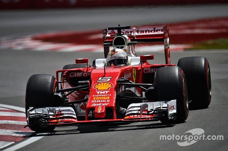 """Vettel: """"I pezzi che abbiamo portato qui sembrano funzionare"""""""