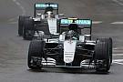 Rivalität bei Mercedes: