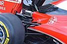 لمحة تقنيّة: الهيكل الخارجي الخلفي لسيارة فيراري اس.اف16-اتش