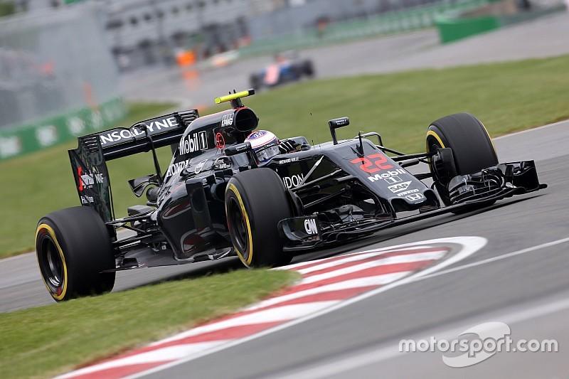 Хюлькенберг ждет прогресса McLaren уже в этом году