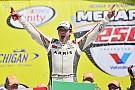 Suárez es el primer mexicano que gana a nivel nacional en NASCAR