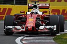 Ferrari: è stato cambiato il modo di scaldare le gomme