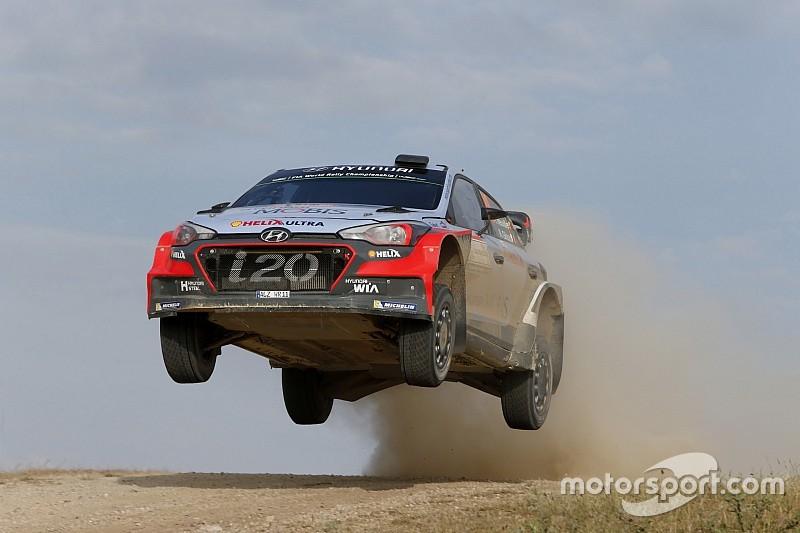 Ралі Італії. Ньовілль виграє другий етап WRC в кар'єрі