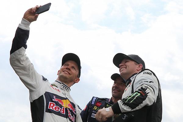 Championnats - Ekström et Solberg se neutralisent, Loeb remonte