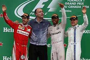 Fórmula 1 Relato da corrida Hamilton vence no Canadá em erro estratégico da Ferrari