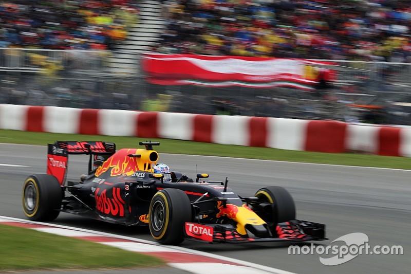 У Риккардо вновь возникли вопросы к Red Bull