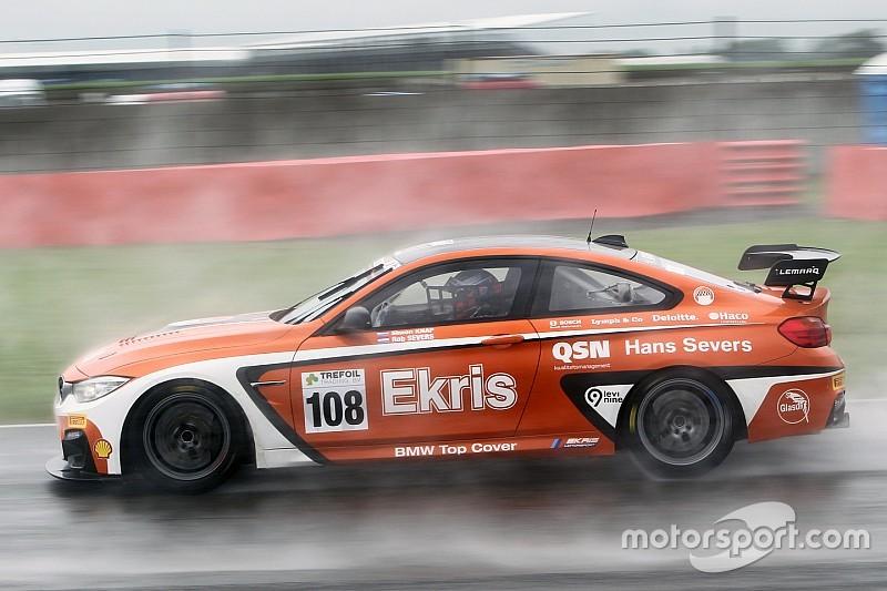 GT4 Silverstone: Porsche-rijders domineren, Team Ekris op podium