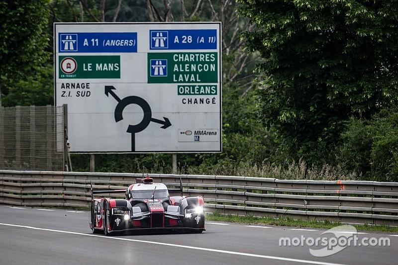 """Loic Duval wünscht sich """"Le Mans wie vor 15 Jahren"""""""