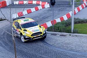 Rali Ob BRÉKING Portugál Rally: Turán Friciék nyolc helyet ugrottak előre a Ford Fiestával