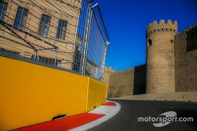 Lewis Hamilton über den neuen Formel-1-Stadtkurs in Baku: Nichts Besonderes