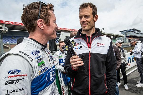 Video: Alexander Wurz als Motorsport.com-Reporter in Le Mans