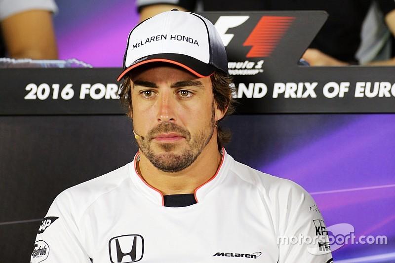 """Alonso: """"Non possiamo già pensare solo al 2017"""""""