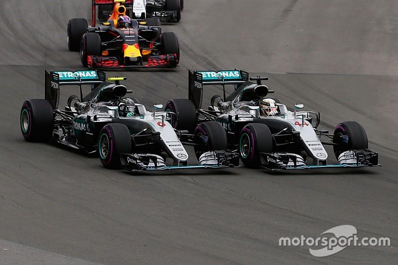 """Rosberg: """"In Canada mi son detto che valeva la pena provarci"""""""