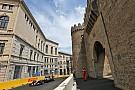 Hamilton se queda sólo en Bakú