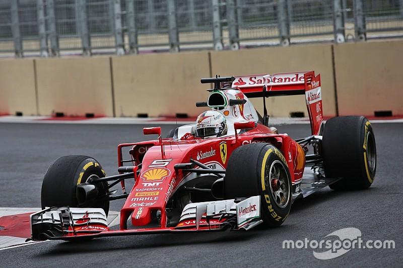 """Vettel: """"Ci manca un po' di velocità, ma possiamo migliorare"""""""