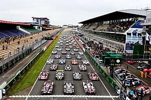 勒芒24小时耐力赛 Top List 勒芒24小时:正赛发车赛车一览