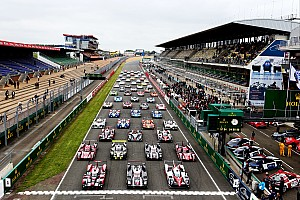 Le Mans Top List 24 horas de Le Mans: la parrilla