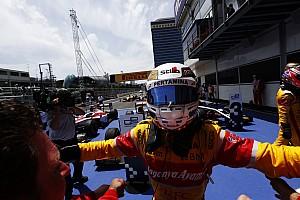 FIA F2 Últimas notícias Giovinazzi vence prova caótica da GP2 em Baku