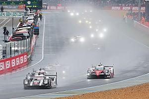 Le Mans Crónica de Carrera Después de 53 minutos, arrancó Le Mans