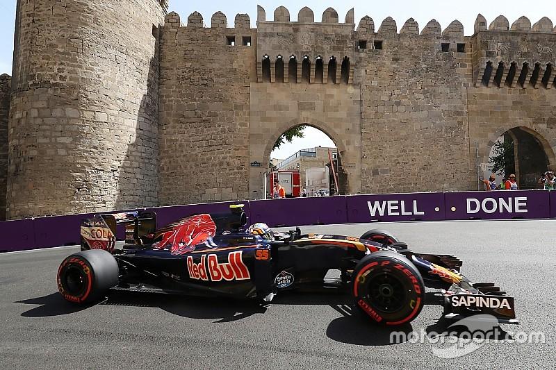 """Sainz: """"Cambiamos los frenos y no he tenido feeling con el coche"""""""